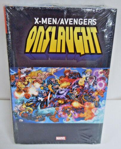 X-Men /& Avengers Onslaught Omnibus Magneto HC Hard Cover Brand New Sealed $125