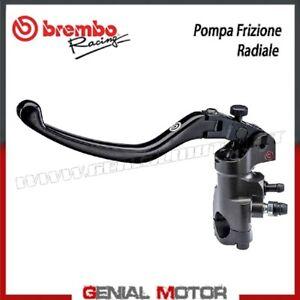 Bomba embrague Radial Brembo Racing PR 19x18 Obtenido del CNC Palanca Plegable