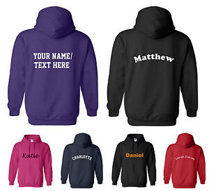 NEW-UNISEX-ADULT-HOODY-HOODIE-PERSONALISED-WITH-YOUR-NAME-ANY-TEXT-S-to-2XL