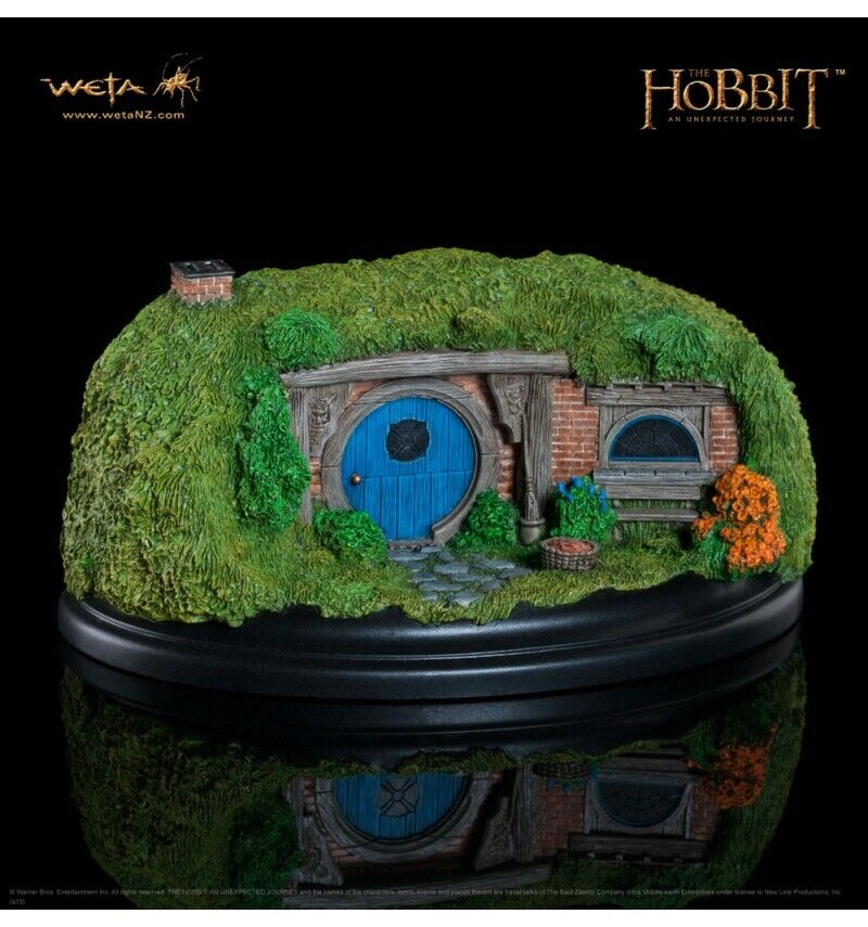 Weta - Le Hobbit Un voyage inattendu - 26 Gandalf´s Cutting - 12cm