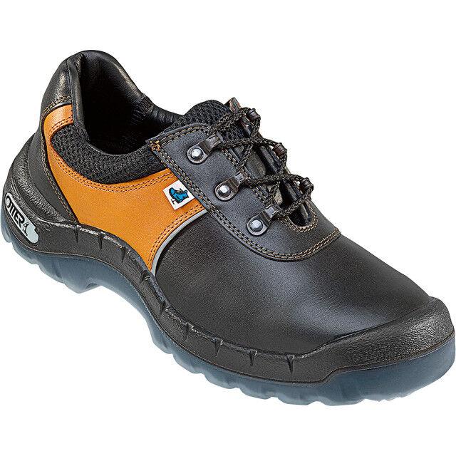 Otter 93602 Calzado de Seguridad Premium S3 Calzado de Seguridad Trabajo Plano