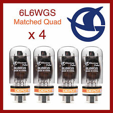 Sino 6L6WGS Power Vacuum Tube - Matched Quad - 4 Pieces