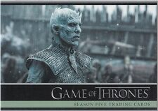 GAME OF THRONES SEASON 5 P3 FACTORY BINDER EXCLUSIVE PROMO CARD