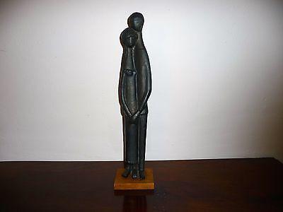 Doeltreffend Jan Ryheul - Sculpture Pour Perignem 1961-1963 Producten Worden Zonder Beperkingen Verkocht