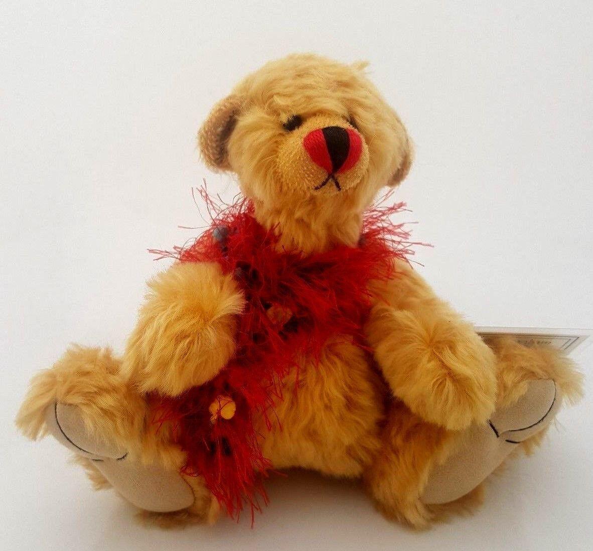 Teddy Bears Deb Canham * Flossie-LTD ED: 36 * RARA-IN PENSIONE