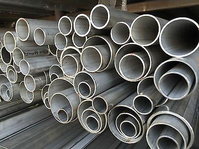 Edelstahl Rohr 42,4x2 V2A Edelstahlrohr Rundrohr Länge von 500mm bis 1450mm