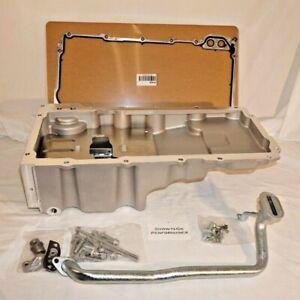 LS Aluminum Rear Sump Low-Profile Retro-Fit Oil Pan