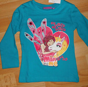 Tolles Langarm Shirt Gr 92 Mia And Me Einhorn Süß Relieving Heat And Sunstroke Baby & Toddler Clothing Clothing, Shoes & Accessories