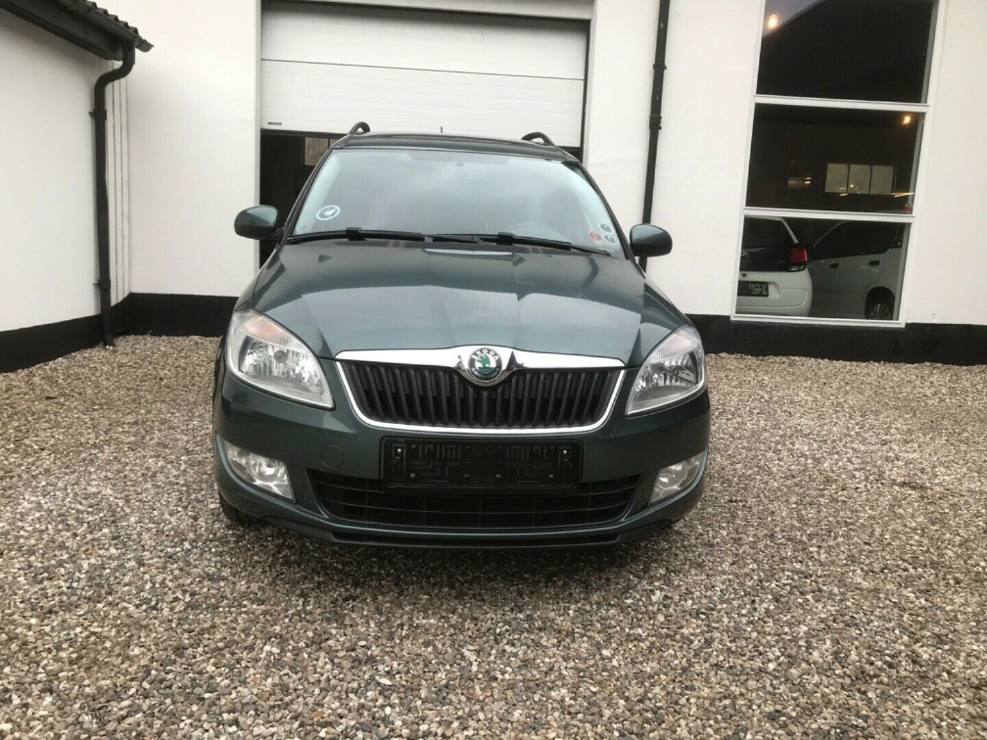 Skoda Roomster 1,2 TSi 105 Ambition+ GreenTec 5d