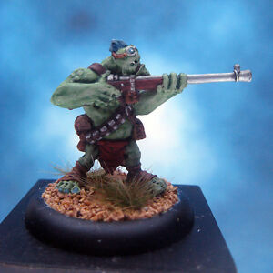 Painted-Privateer-Press-Miniature-Hordes-Trollbloods-Pyg-Bushwhacker-III
