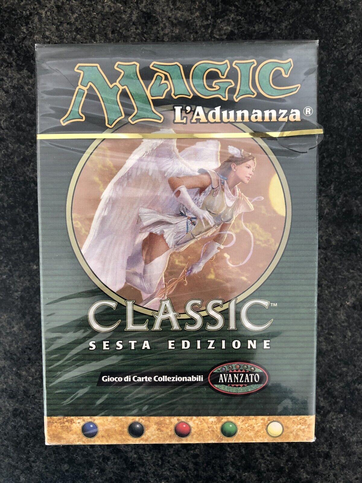 Magic the Gathering 6. Edition STARTER Italian