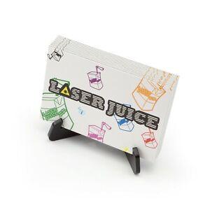 Business Card Holder Stand Acrylic Landscape Word Desk Dispenser Retail