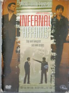 Infernal Affairs (2004) Special Edition - Two Disk Set - Wiesbaden, Deutschland - Infernal Affairs (2004) Special Edition - Two Disk Set - Wiesbaden, Deutschland