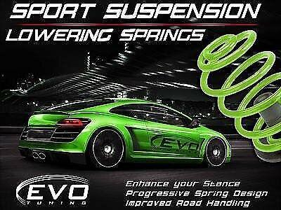 Evo Lowering Kit VW Golf Caddy Bakkie 60mm  - fits VW Caddy Bakkie Mk1 models only - only front spri