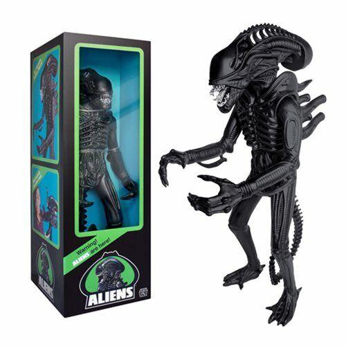 Super 7 18 pulgadas Guerrero Extraterrestre Figura De Acción  nuevo  alienígenas En Stock