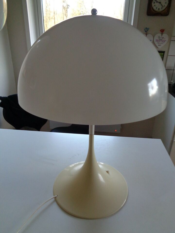 Arkitektlampe, Panthella
