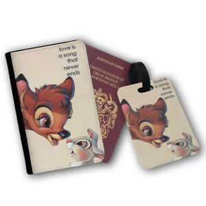 Adventure is out there Disney Passport Wallet Travel Protection Flip Cover Case