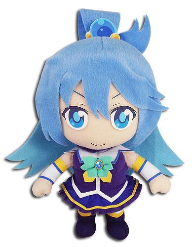 Konosuba 8/'/' Aqua Plush Doll Anime Manga NEW