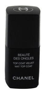 Chanel Top Coat Velvet Mat Top Coat 0.4fl oz/13ml New & Unbox