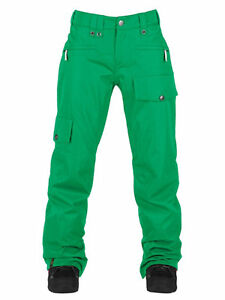 New Womens Bonfire Madison Insulated Ski and Snowboard Pants ...