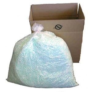 Image Is Loading Bean Bag Chair Refill Virgin Recycled Bead New