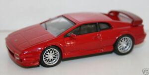 1-43-Scale-Diecast-metal-Model-Lotus-Esprit-V8-Rouge