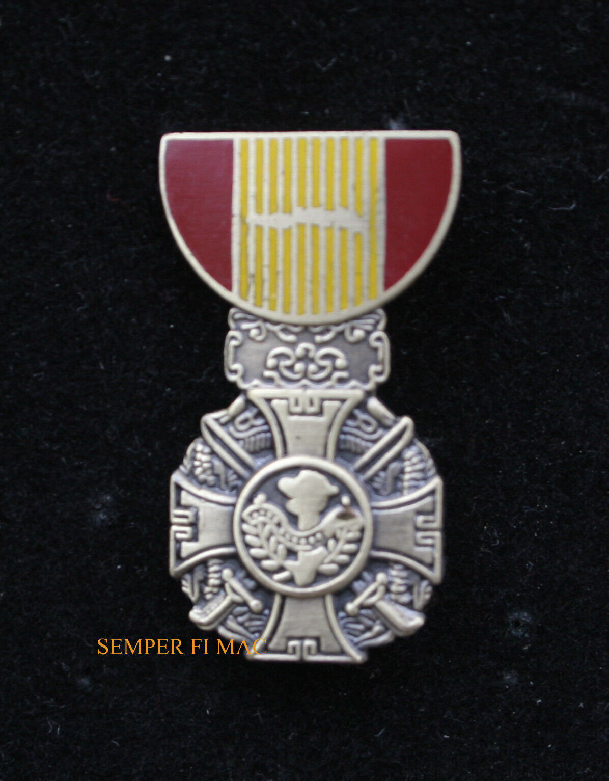 Thailand I Was There 1970 medal Army Navy Marines Air Force Coast Guard