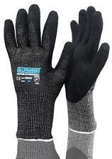 10 Eurocut N555 Schnittschutzhandschuhblau//schwarz  doppelt beschichtetGr