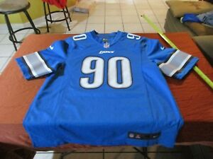 Top Ndamukong Suh #90 Detroit Lions Nike Jersey Size Mens M NFL | eBay  for sale