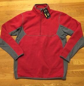 UNDER ARMOUR STORM DRY MOVEMENT 1//2 ZIP JACKET New With Tags