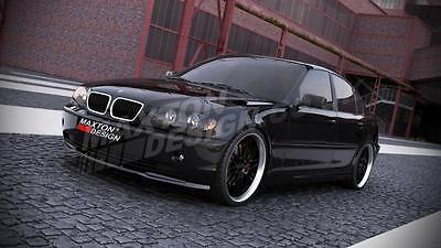 FRONT SPLITTER (TEXTURED) FOR BMW 3 E46 SEDAN FACELIFT (2001-2007)