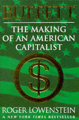 Buffett: The Making of an American Capitalist-ExLibrary