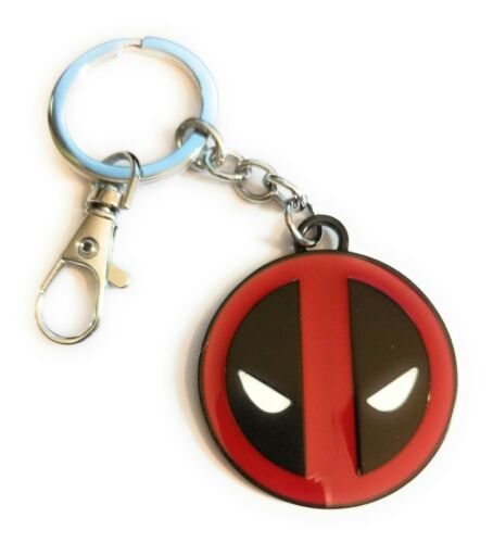 Deadpool Comic Collectible Keychain Key chain cosplay or just wear collect: