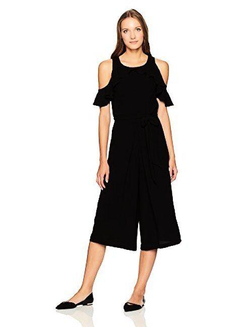 Jessica  Simpson vestidos de para mujer volantes sólido cuello Culotte-seleccionar talla Color.  comprar barato