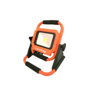 DuraDrive 20582 20W Integrated LED Portable Work Light with built-in LED COB
