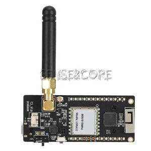 LoRa32 V2.1 433//868//915MHZ ESP32 LoRa OLED 0.96 Wifi Bluetooth Wireless Module