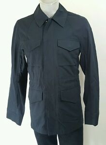 House-of-Fraser-mens-black-casual-jacket-medium-excellent-condition