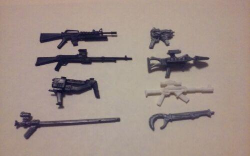 $2.25 each GI Joe Weapons 1987-2003 You Choose