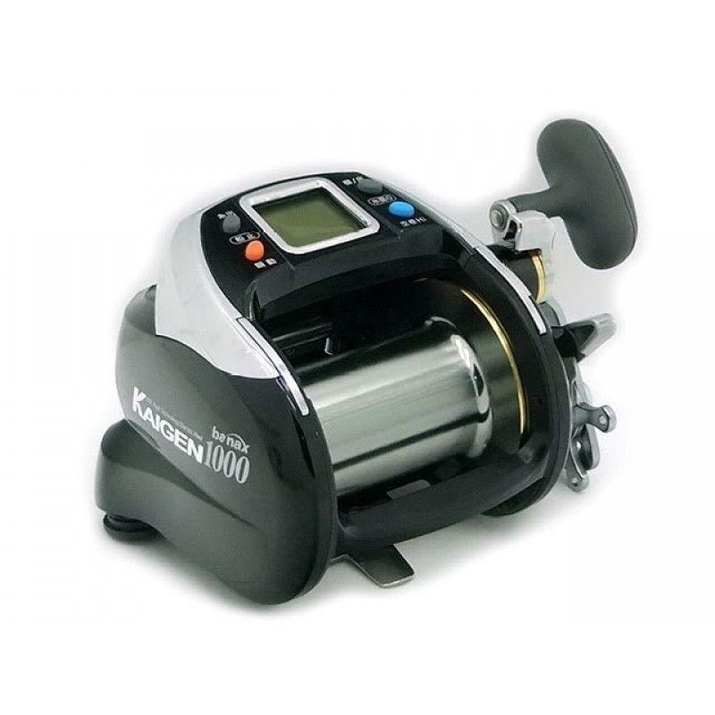 Banax Kaigen 1000XP High Reel Technology Fishing Big Game Electric Reel High f5d9c9