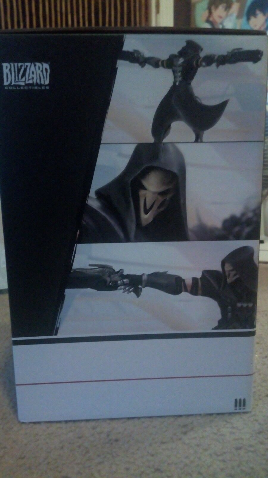 Blizzard Collectibles - Official Overwatch 12  Reaper Statue
