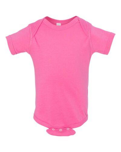 boys or girls onepiece 4424 NEW Rabbit Skins Infant Lap Shoulder Creeper
