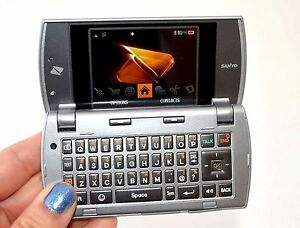 sanyo incognito scp 6760 boost mobile color cell phone qwerty keypad rh ebay com au Sanyo SCP-6760 Sanyo Boostmobile.com