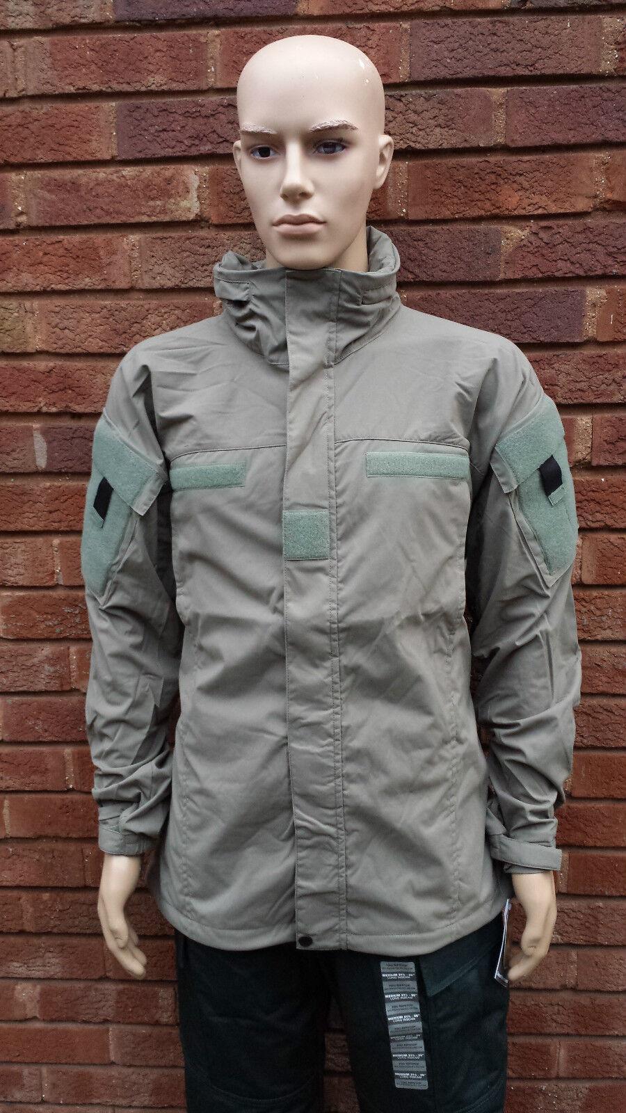 negrohawk Gen Iii Level 5 Soft Shell ECWCS chaqueta GSA Alpha verde Tallas L-xl