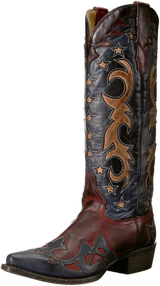 Stetson Women's America Western Boot