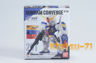 Gundam FW Fusion Works Converge #14 F90 Gundam Character Candy Toy Mini Figure