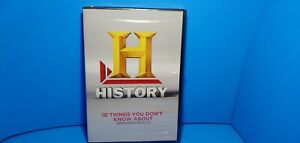 10-Things-You-Don-039-t-Know-About-Abraham-Lincoln-History-Channel-DVD-NEW-B383