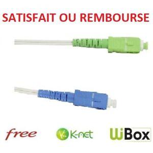 Cordon-cable-fibre-optique-abonne-pour-box-FREEBOX-K-NET-WIBOX