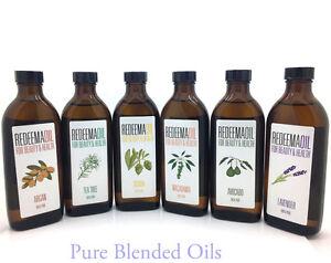 150-ML-di-bellezza-essenziale-olio-100-Puro-amp-mista-Olio-Terapia-Naturale