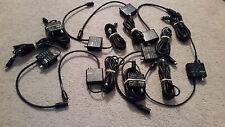 LOT OF 9 Original RF Unit for Sega Genesis 2, 3, 32X, CDX, Model MK-1632