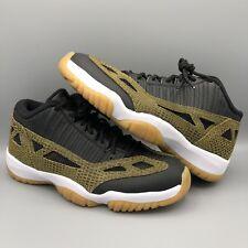 aa49d5b5afc3b7 item 4 Nike Air Jordan Retro XI IE Size 8.5 Black Gum Croc 306008 013  Snakeskin Snake I -Nike Air Jordan Retro XI IE Size 8.5 Black Gum Croc  306008 013 ...